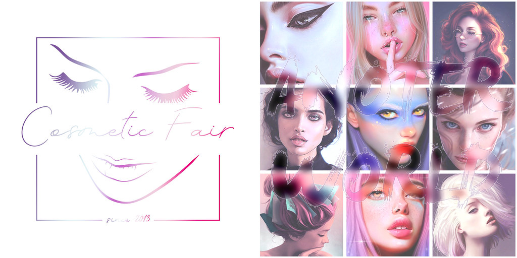 Cosmetic Fair - April 2018 - TeleportHub.com Live!