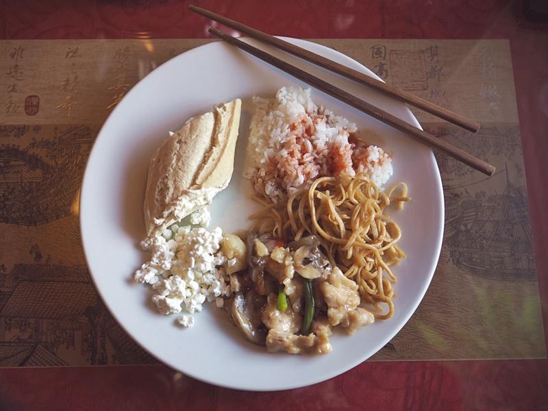 dragon cheng kuopio kiinalainen ravintola lounas