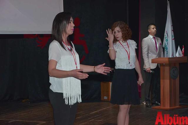 Sakine Nesibe Zamanoğlu Özel Eğitim Uygulama Merkezi 'Elim Elinde' etkinliği -8