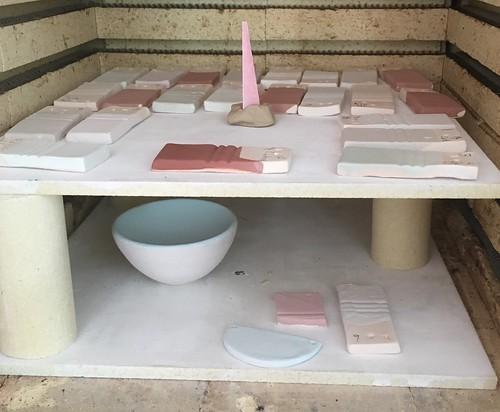Kiln colour