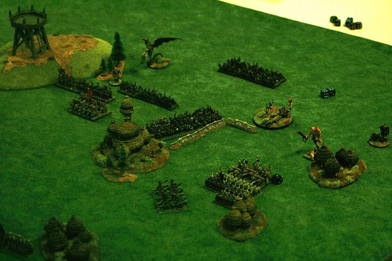 [1250 - Orcs & Gobs vs Elfes-Noirs] Attaque du village orc 41375806802_6d8646d353_c