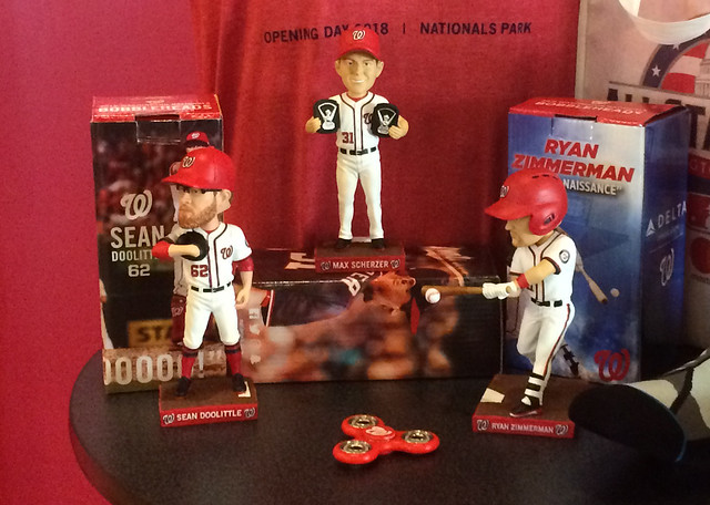 Nationals Bobbleheads