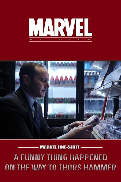 Marvel One Shot (2011) A Funny Thing Happened on the Way to Thor's Hammer