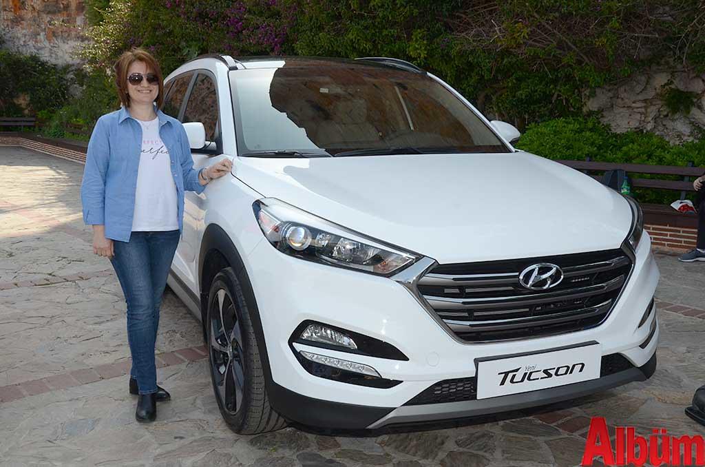 Hyundai yeni nesil araçlarını Kızıl Kule'de tanıttı-2