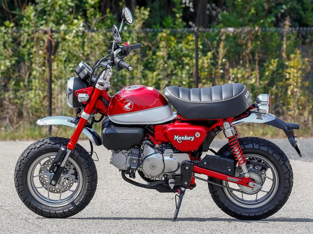 Honda Monkey 125 2018 - 17