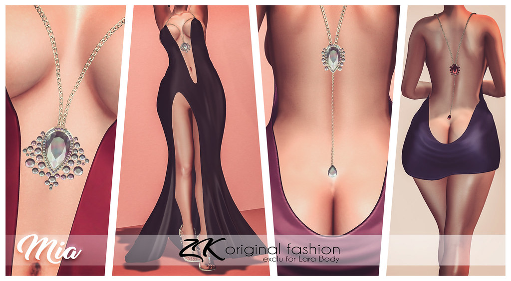 -:zk:- Mia Dress @ Kinky exclusivity