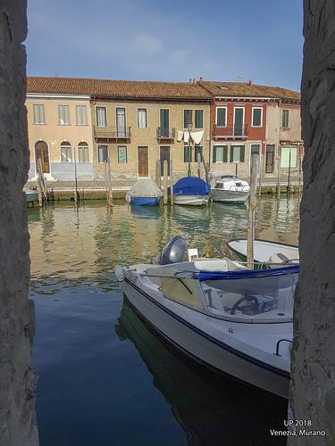 Venezia, Murano 2018