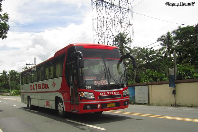 [94th] Bus 581