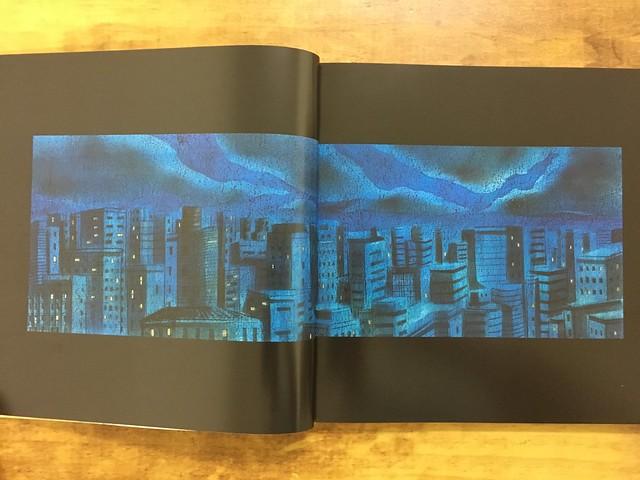 從夜景揭開序幕@陳致元《想念》,親子天下出版