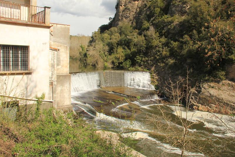 Esponellà Dam