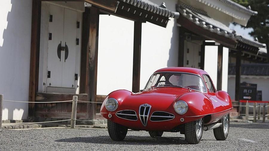 Alfa 1900 C52 Coupé Disco Volante Kyoto