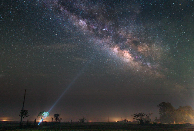 Capturing the Milky Way isn't always easy, but when it happens, it can be pure magic.