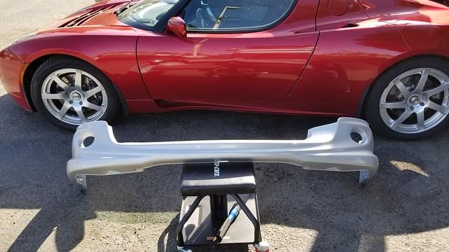 FS - Location: Seattle, WA- JDM Spec B Bumper - Subaru