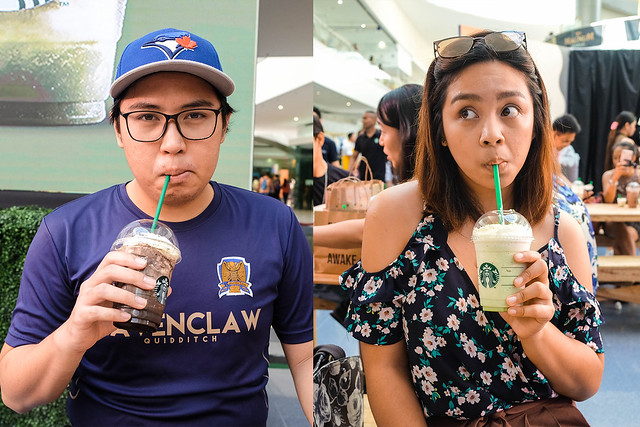 Patricia Villegas - The Lifestyle Wanderer - Starbucks - Get the Feels - Summer - Frappuccino - 2018 - launch-20.5