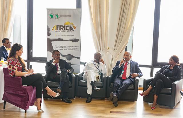 Africa Investment Forum Breakfast