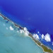 Aerial view of Great Guana Cay, The Bahamas by cocoi_m