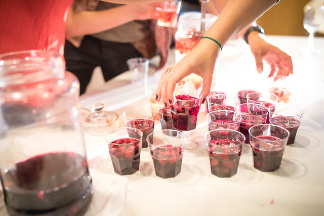One World Week Chile Wine Tasting