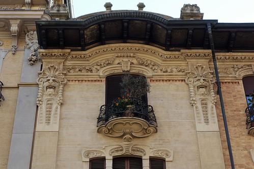 Art Nouveau - Torino (Turin), Italy
