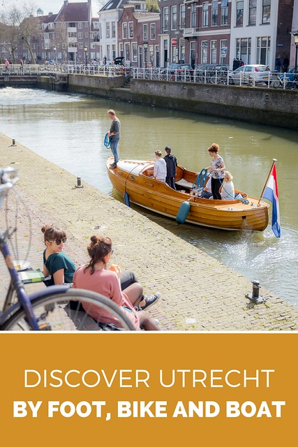 Discover Utrecht (The Netherlands) by foot, bike and boat (photo by Ruben Drenth) | Your Dutch Guide #utrecht #holland #travel
