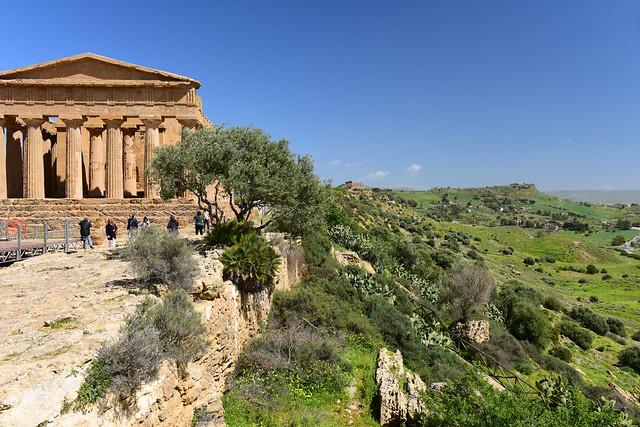 Valle dei Templi, Agrigento, Sicily, April 2018 119