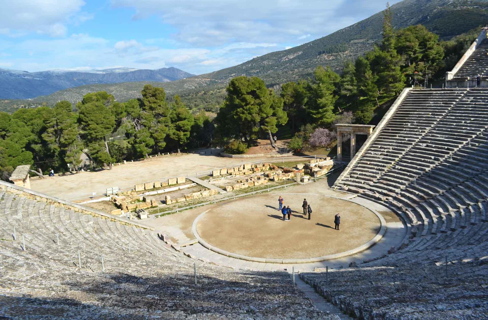 Excursion-Epidauro-Corinto-Micenas