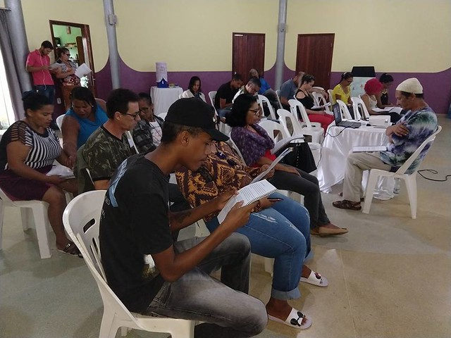 Nova Canaã - Projeto Cultura Viva na Bahia