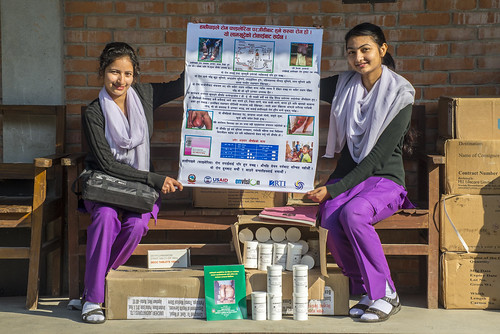 Treatment for neglected tropical in Nepal