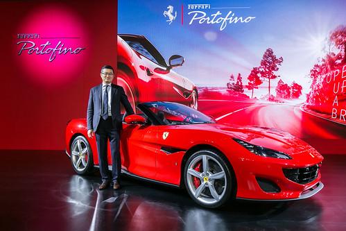 Ferrari Portofino - Press Conference 02