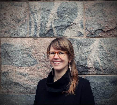 Eeva Kemppainen 2018. Kuva: Minja Orava.