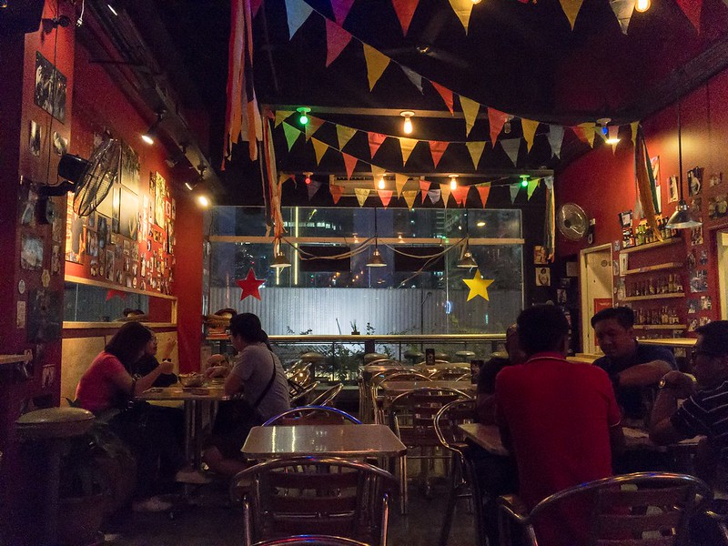 Chihuahua Mexican BGC Review - Interiors