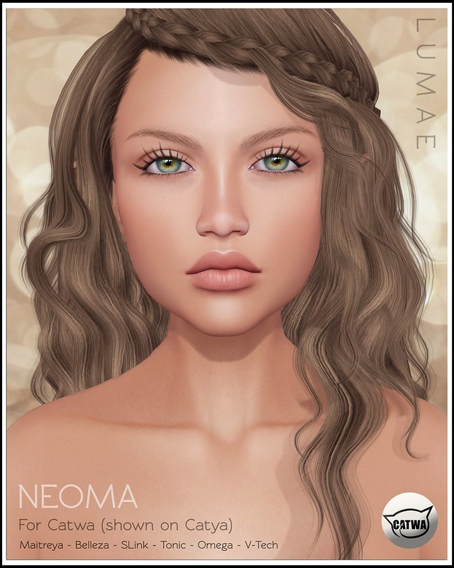 !Lumae - Neoma - Neutral - Released @ Main Store <3
