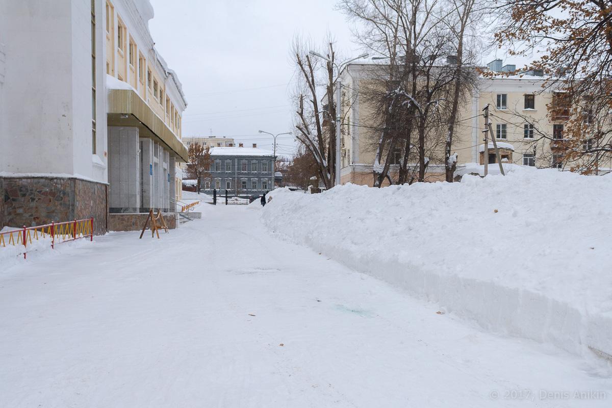 Центр Уфы зимой фото IMG_1138
