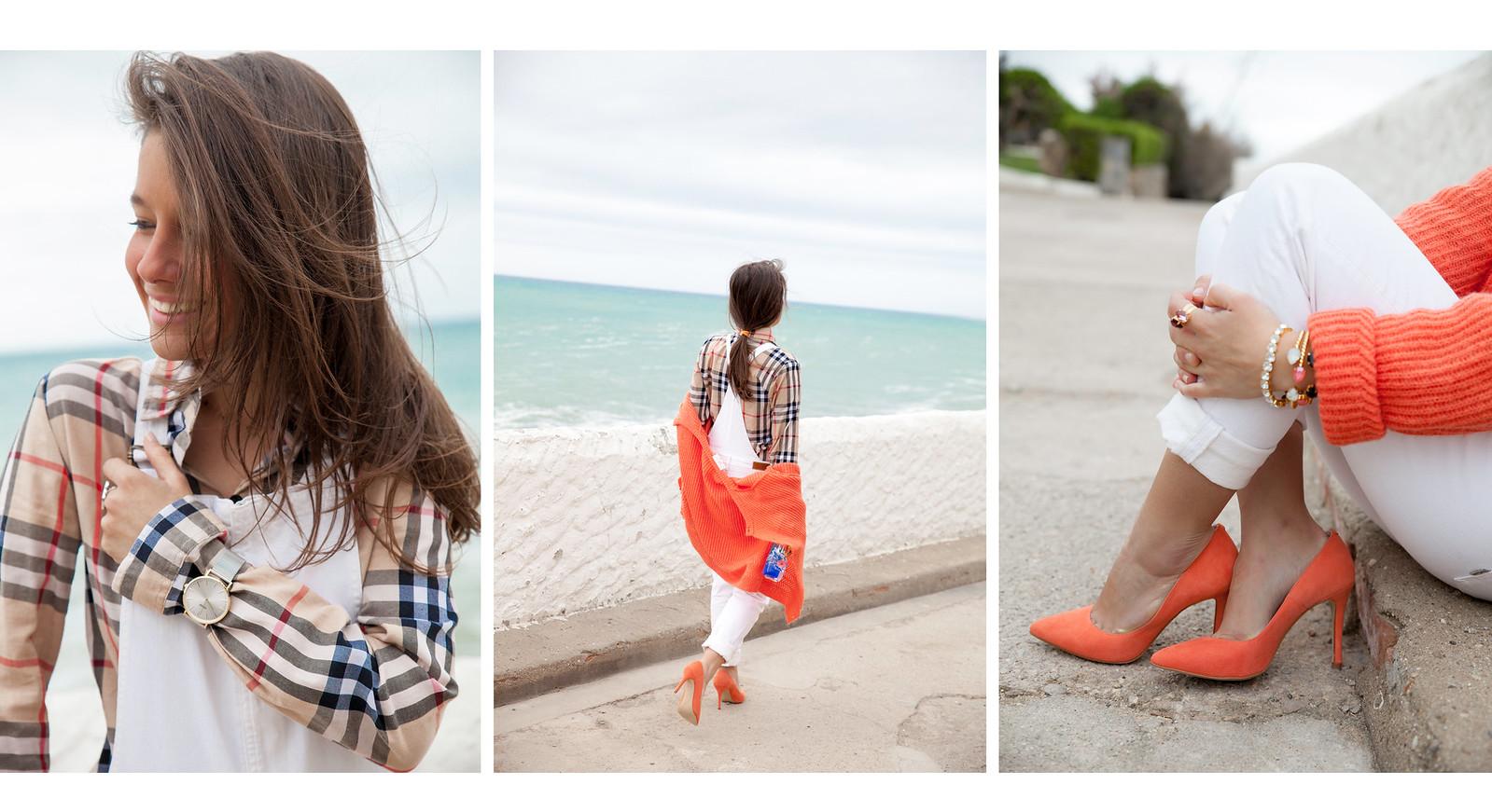 07_Burberry_Outfit_White_overall_Combinar_peto_con_tacones_mas34_theguestgirl_influencer_barcelona