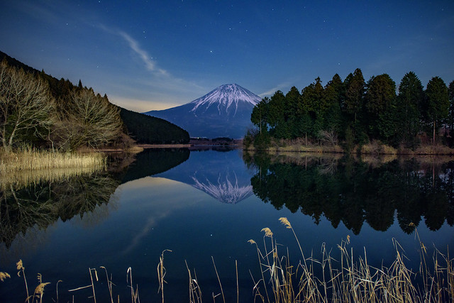 Perfect reflection, Nikon D810A, AF-S Nikkor 24mm f/1.4G ED