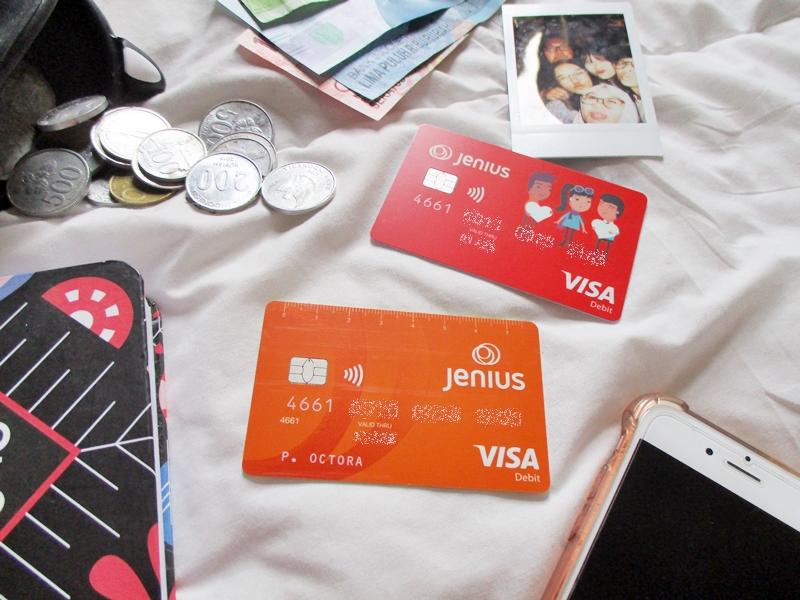 Enaknya Pakai Jenius Visa Debit | Hola Darla
