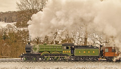 Severn Valley Railway Spring Steam Gala 2018.