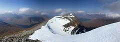 Beinn Damh panorama