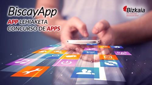 BiscayApp, concurso de APPs de BizkaiaTIK