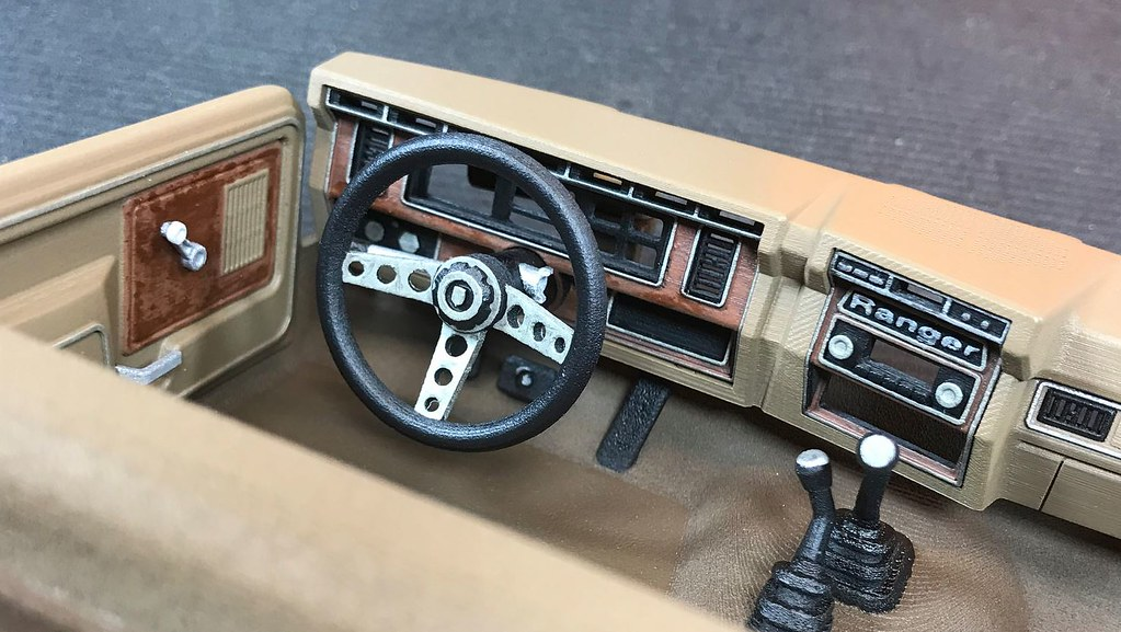 Trx4 Bronco Build Printed Interior Wheels Amp Extras