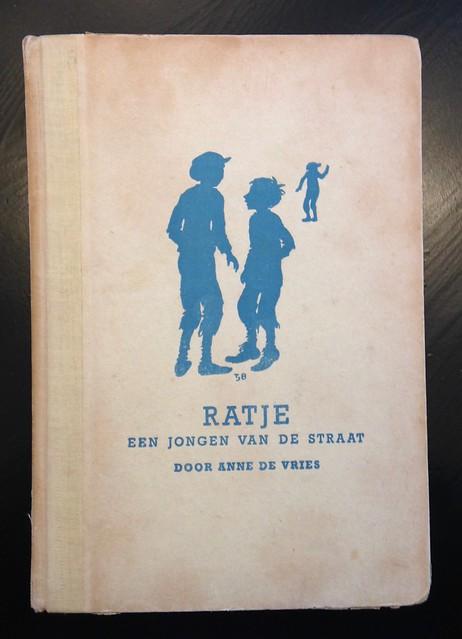 Blanks - Anne de Vries, Ratje