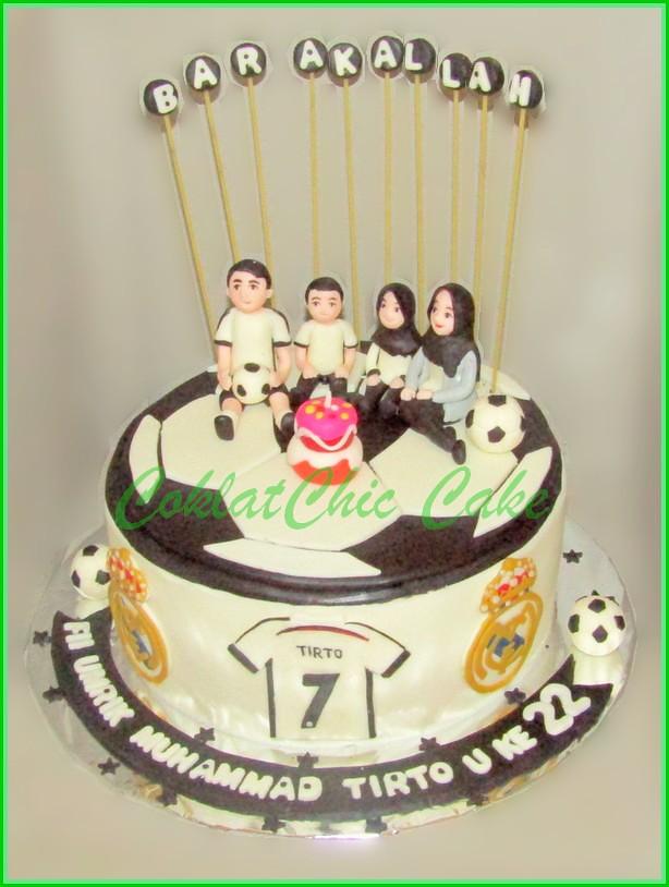 Cake Family Juventus FC TIRTO 18 cm