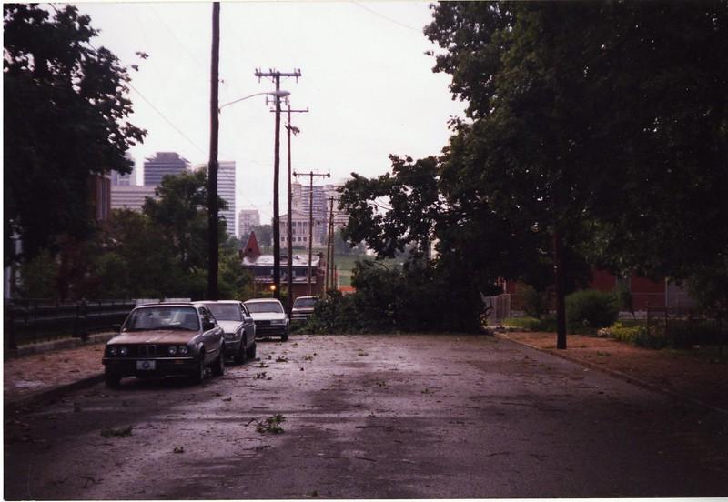 20th Anniversary of Tornado Outbreak in Nashville - April 15-16, 1998