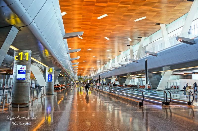 2016 Hamad International Airport, Doha 01