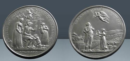 Schraubtaler medal