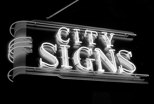 City Signs (Explored  - 04/19/2018), Nikon D70, AF Nikkor 35mm f/2