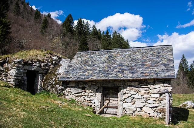 Courtal de Peyre Ausselère (Ariège)