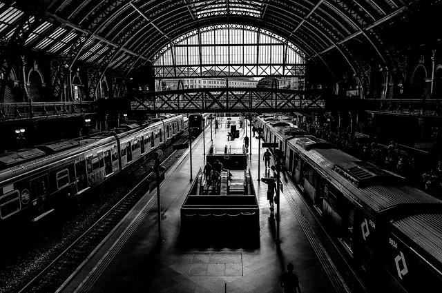 Estação da Luz - São Paulo