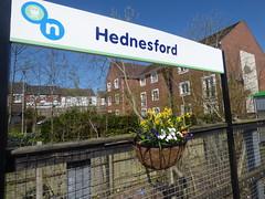 Hednesford Station