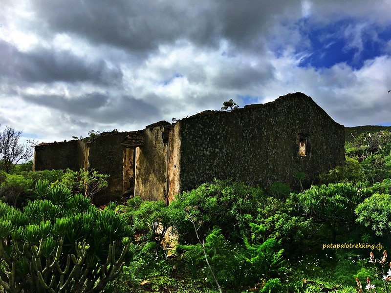 5 Casa en ruinas