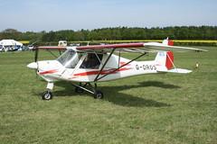 G-OROS Ikarus Comco C-42 (0509-6759) Popham 040514